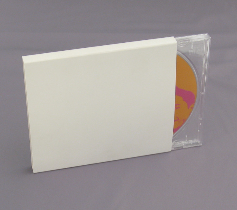 Blank Cd Jewel Box O Card Slipcase Jewel Boxes Cd