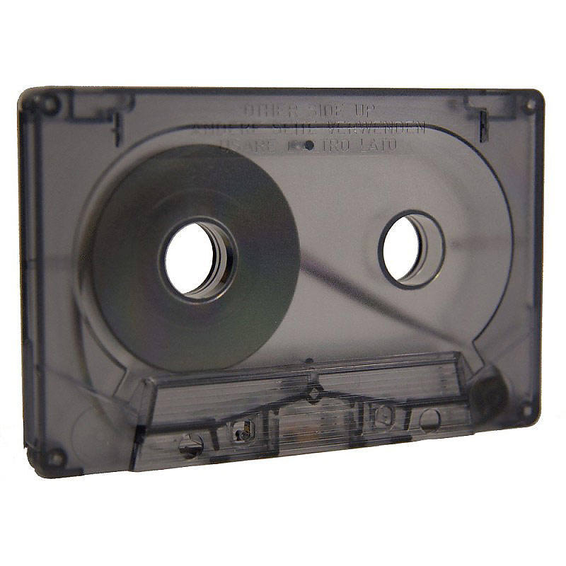 FunPa 10pack Blank Cassette Tape Professional 60 Minutes Audio Cassette for Voice Recorded