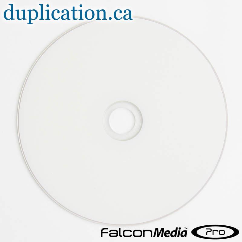 photo regarding Printable Dvd Rs called Falcon DVD-R 8X White Inkjet Hub Printable