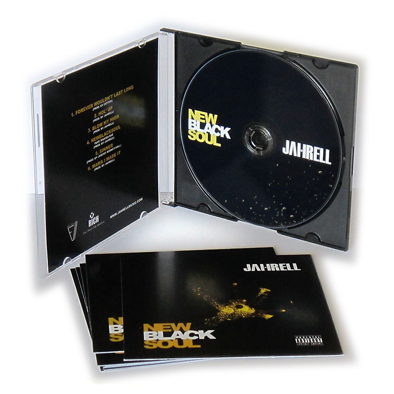 Promo CD Mixtape Cover Printing :: CD Covers :: Printing Services ...