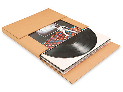 12 Inch Record Mailer Mailing And Distribution Supplies