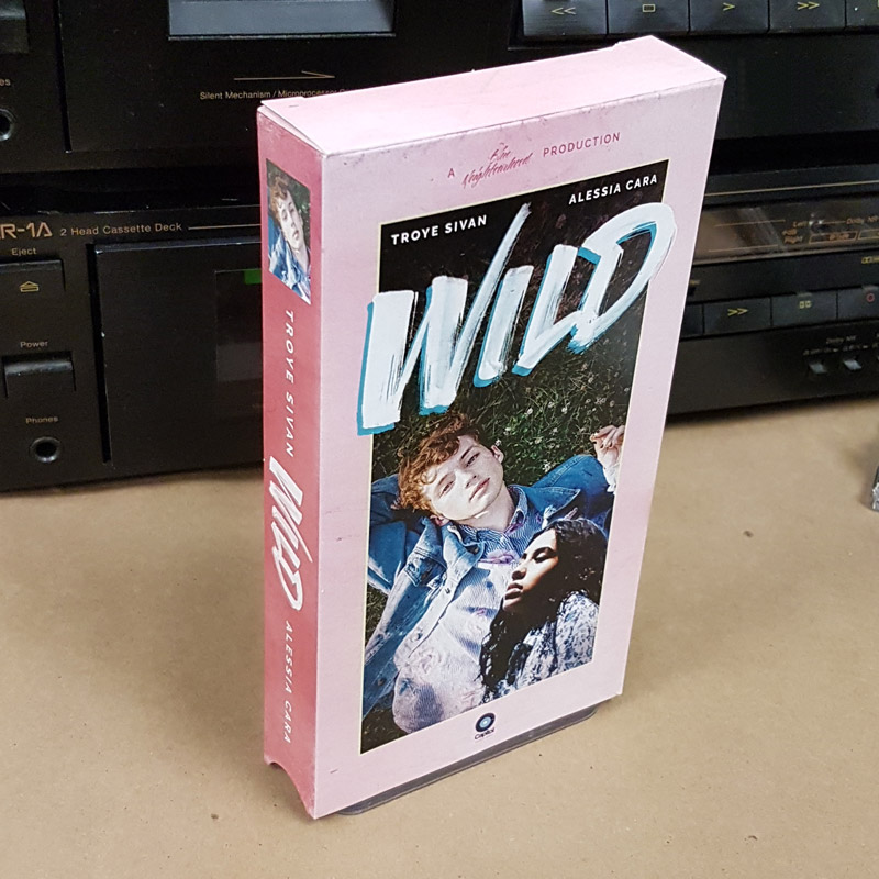 Printed Vhs Boxes Or Sleeves Short Run Economy Turntime Vhs
