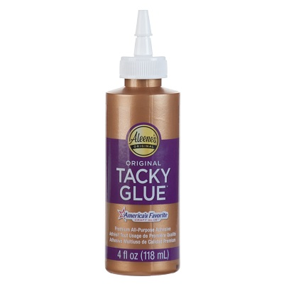 Aleene's Original Tacky Glue 4 oz