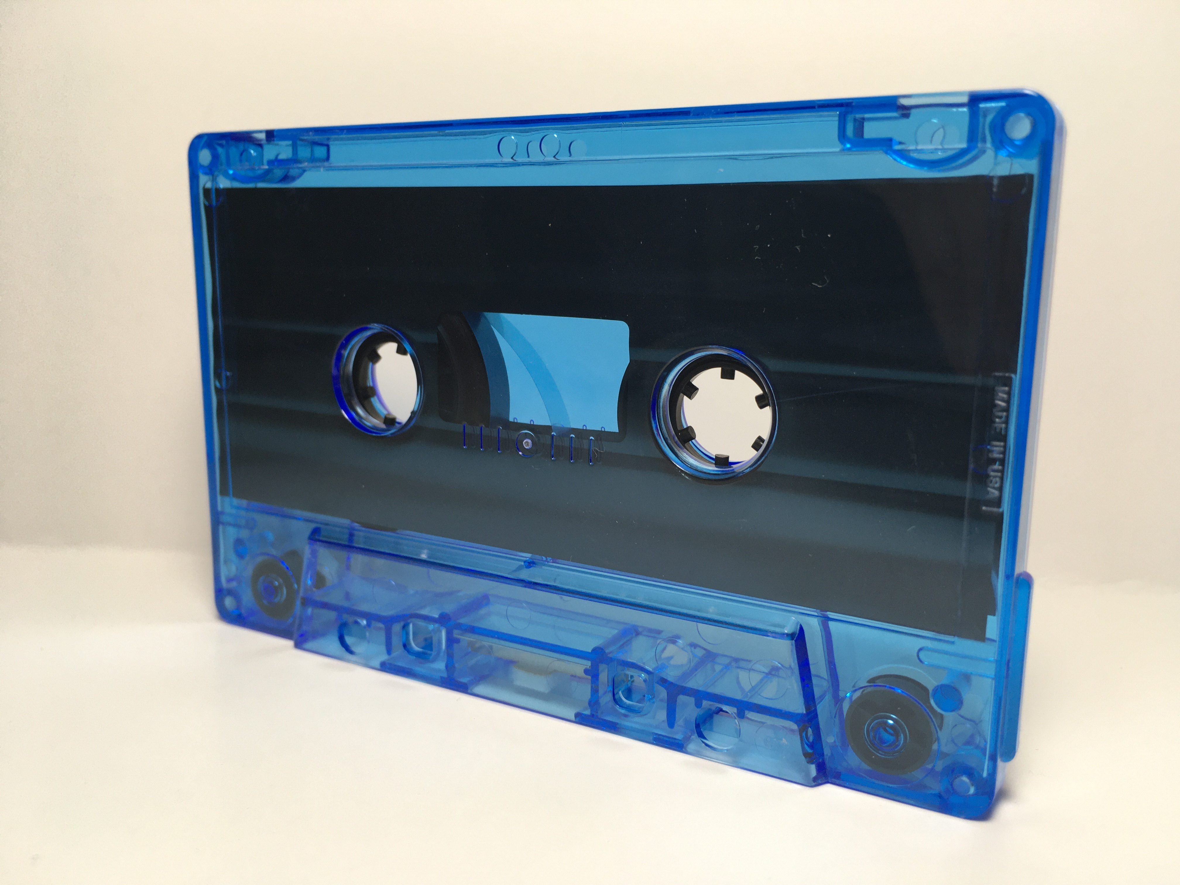 C-11 Normal Bias Blue Tint USA Cassettes 20 Pack