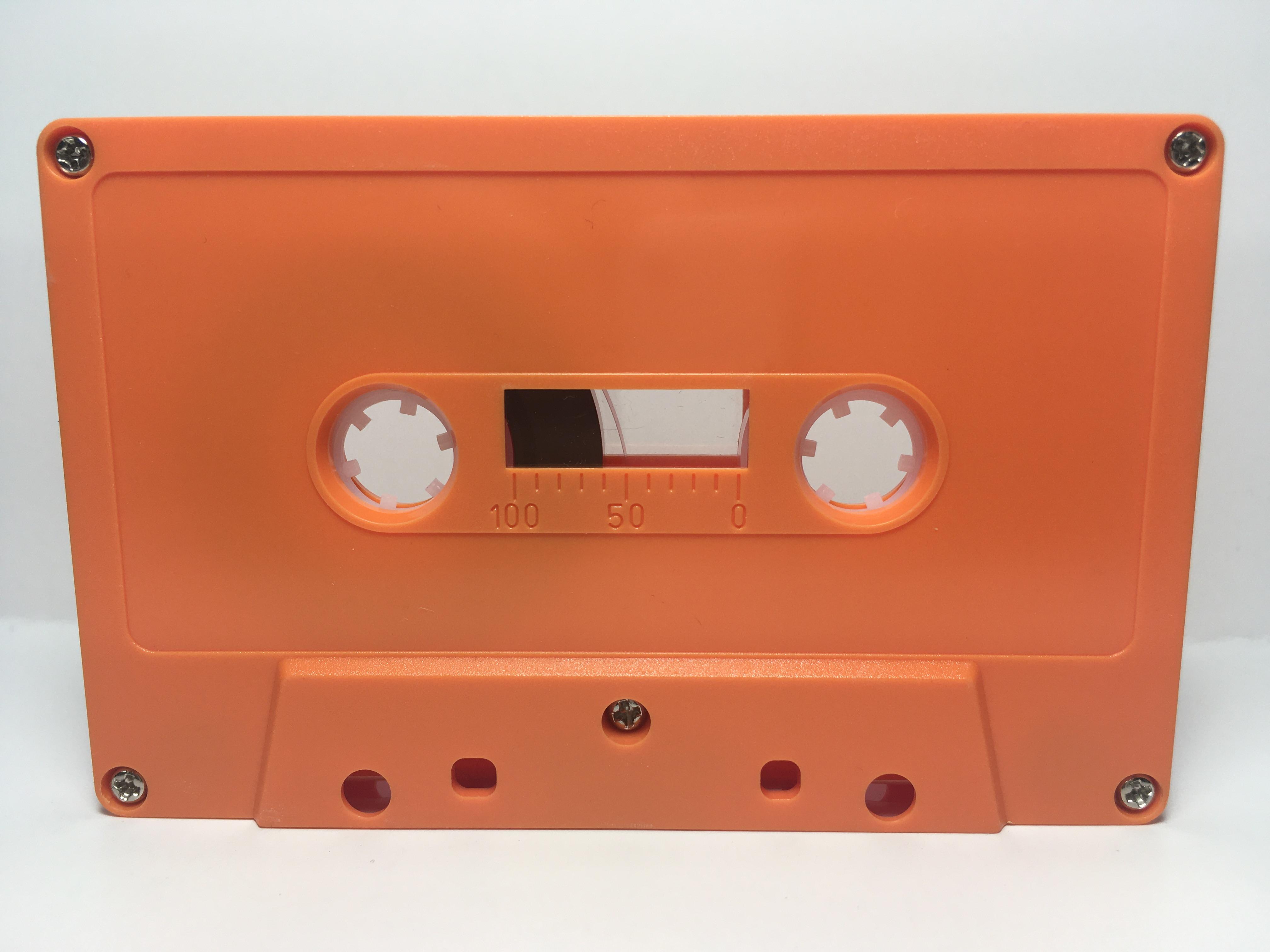 C-16 Normal Bias Orange Cassettes 15 Pack