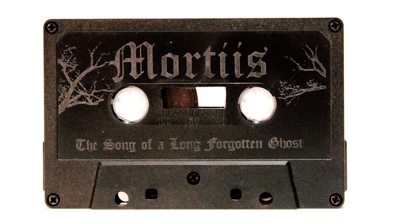 Etching On Audio Cassettes, Two Sides