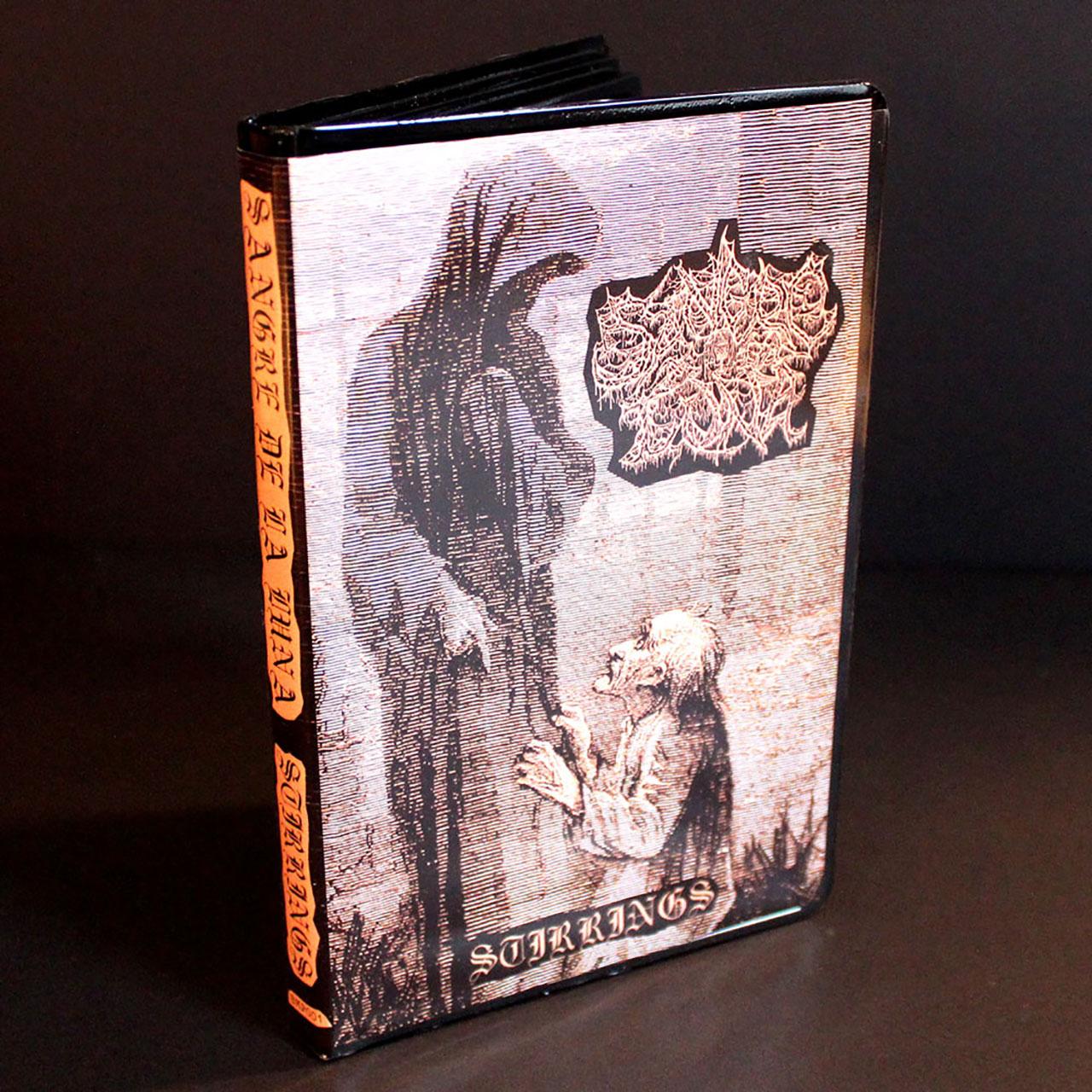 Printed Audio Cassette Album Trapsheet - Single Sided 4/0