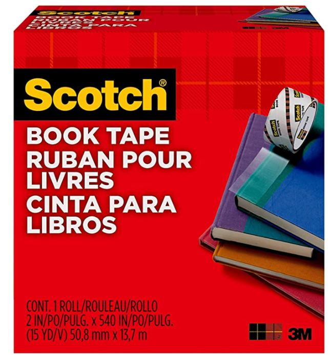 3M Bookbinding Tape - 2 Inch