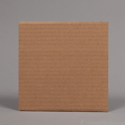 7.375 Inch Corrugated Pads