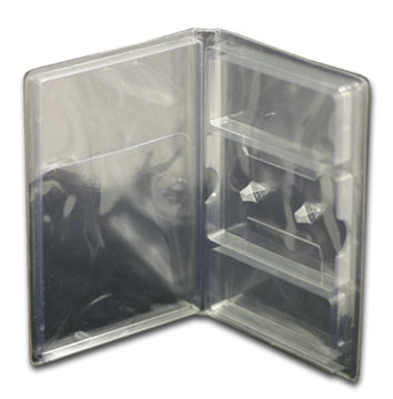 Clear Vinyl Audio Cassette Album - New Stock