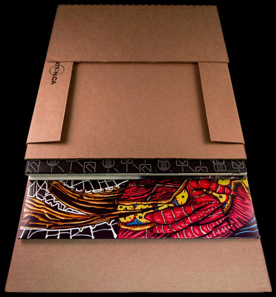12 Inch Record Mailer - 50 Pack with free shipping