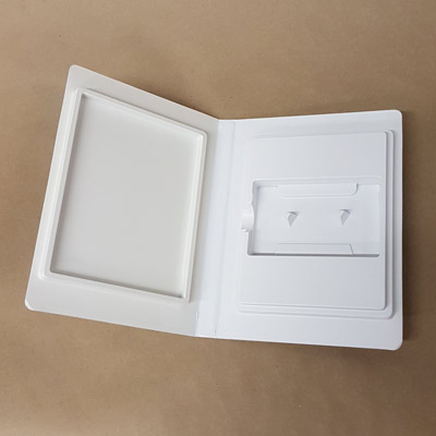 White Soft Touch Album For One Audio Cassette