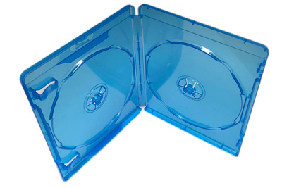 BLU-RAY Case, Double