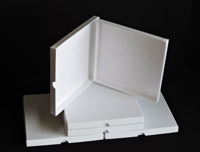 Set-Up Box For 7 Inch x 0.25 Inch Reel-to-Reel Audio Tapes