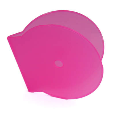 Pink CD Clamshell