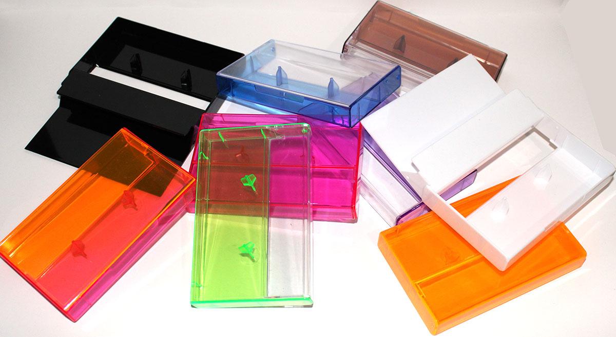 300pk Cassette Boxes (multiple colors)