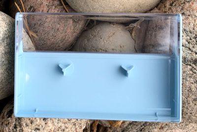 Baby Blue Cassette Box