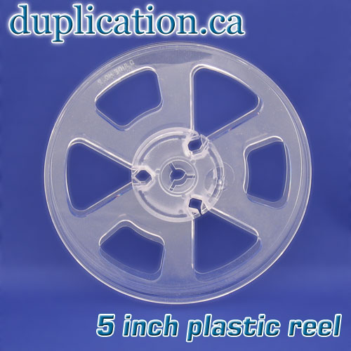 5.25 inch plastic reel