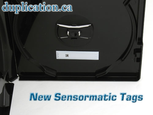 Sensormatic Tags - Sheet of 100 tags