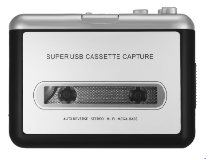 Portable Cassette Player/Recorder