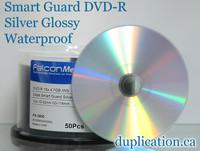 Falcon Smart Guard Silver DVD-R