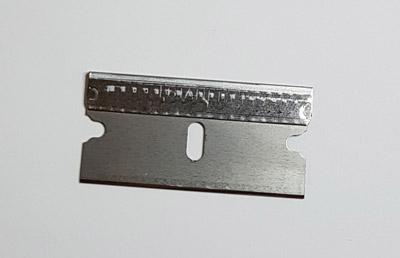 Single Edge Razor Blades for Audio Tape Splicing