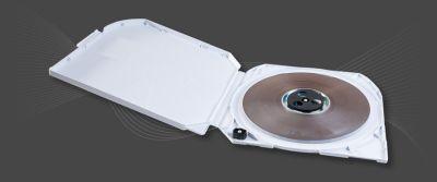 11 Inch Plastic Reel-to-Reel Tape Case