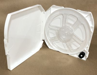 7 Inch Plastic Reel-to-Reel Tape Case