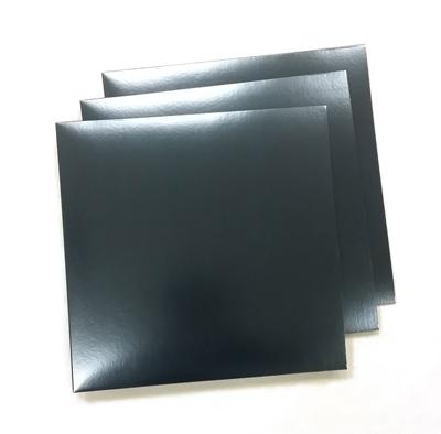 """Black 12"""" LP Jackets (Covers) - 70 Pieces"""