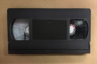 90/180 Minute VHS Tape - One Pass - 100 TAPES