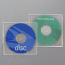 Poly Adhesive Sleeve for CD/DVD