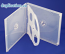 4-CD or 4-DVD Poly Box with Overlay (Also for 2)