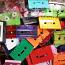 Two Dozen Audio Cassettes for Art