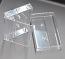 Clear Cassette Boxes - 100 pieces