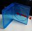 Amaray Blu-ray Cases with Red Tag Locking Slot