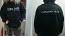 Dupe Shop front / duplication.ca back Hoodie (Black or Grey)