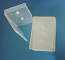 Liquidation: Soft Poly Boxes for Audio Cassettes 200 pieces Used