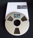 Capture 914 Reel to Reel Audio Tape on New 10.5 Inch Metal Reel With Box, Quarter Inch x 2500 Feet