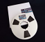 "Analogue Capture 930 Reel to Reel Audio Tape, 1/4"" x 3600 Feet on Metal Reel"