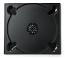 CD Digi Tray - Matte Black - 100 pieces