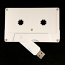The USB Cassette