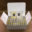 Empty Audio Cassette C-ZERO, clear liners, with screws and cases - 10 Pack
