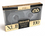 Maxell XLII 100 Minute Audio Cassette With Super Silent Phase Accuracy Mechanism