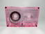 C-23 High Bias Pink Transparent Cassettes 17 Pack