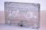C-30 Normal Bias Silver Glitter Cassettes 8 Pack