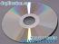 Taiyo Yuden Mastering-Quality Silver Shiny Hub-Printable CD-R (100 pcs)