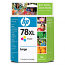 HP 78 INKJET PRINT CARTRIDGE XL 38ml