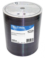 Falcon CD-R Diamond Blank Shiny Hub Printable  #499 100pcs