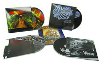 Digital-Printed Cardboard Jackets for CD and DVD