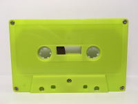 C-28 Normal Bias Green Lime Cassettes 13 pack